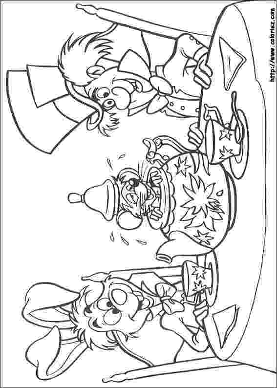 alice in wonderland coloring pages alice in wonderland white rabbit drawing at getdrawings pages alice in wonderland coloring