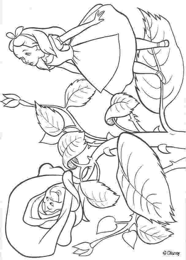 alice in wonderland coloring pages cartoon design alice in wonderland coloring pages from disney alice in coloring wonderland pages