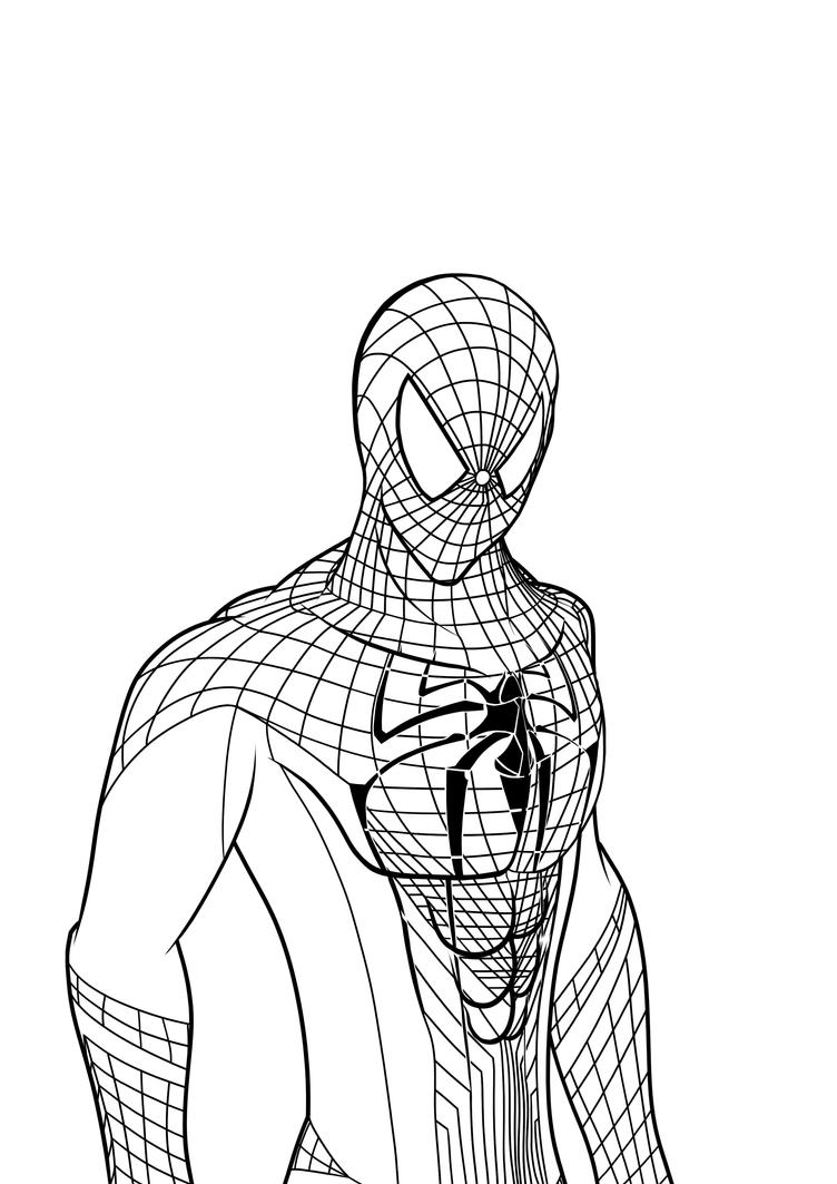 amazing spider man coloring pages amazing spider man coloring pages coloring pages to amazing pages spider man coloring