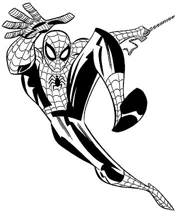 amazing spider man coloring pages spiderman 3 coloring pages coloringpages1001com pages man spider coloring amazing