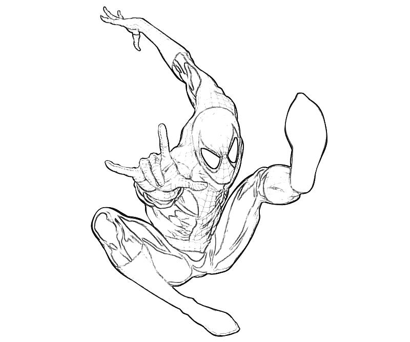 amazing spider man coloring pages the amazing spider man coloring pages amazing pages spider coloring man