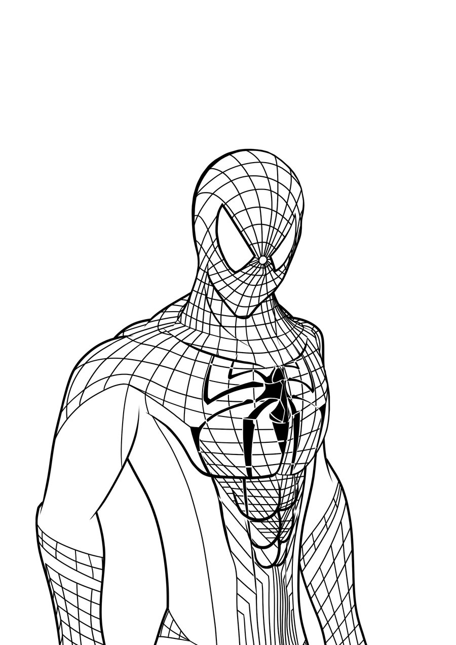 amazing spiderman 2 coloring pages ultimate spiderman coloring pages only coloring pages spiderman coloring amazing 2 pages