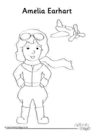 amelia earhart coloring page amelia earhart timeline worksheet amelia page earhart coloring
