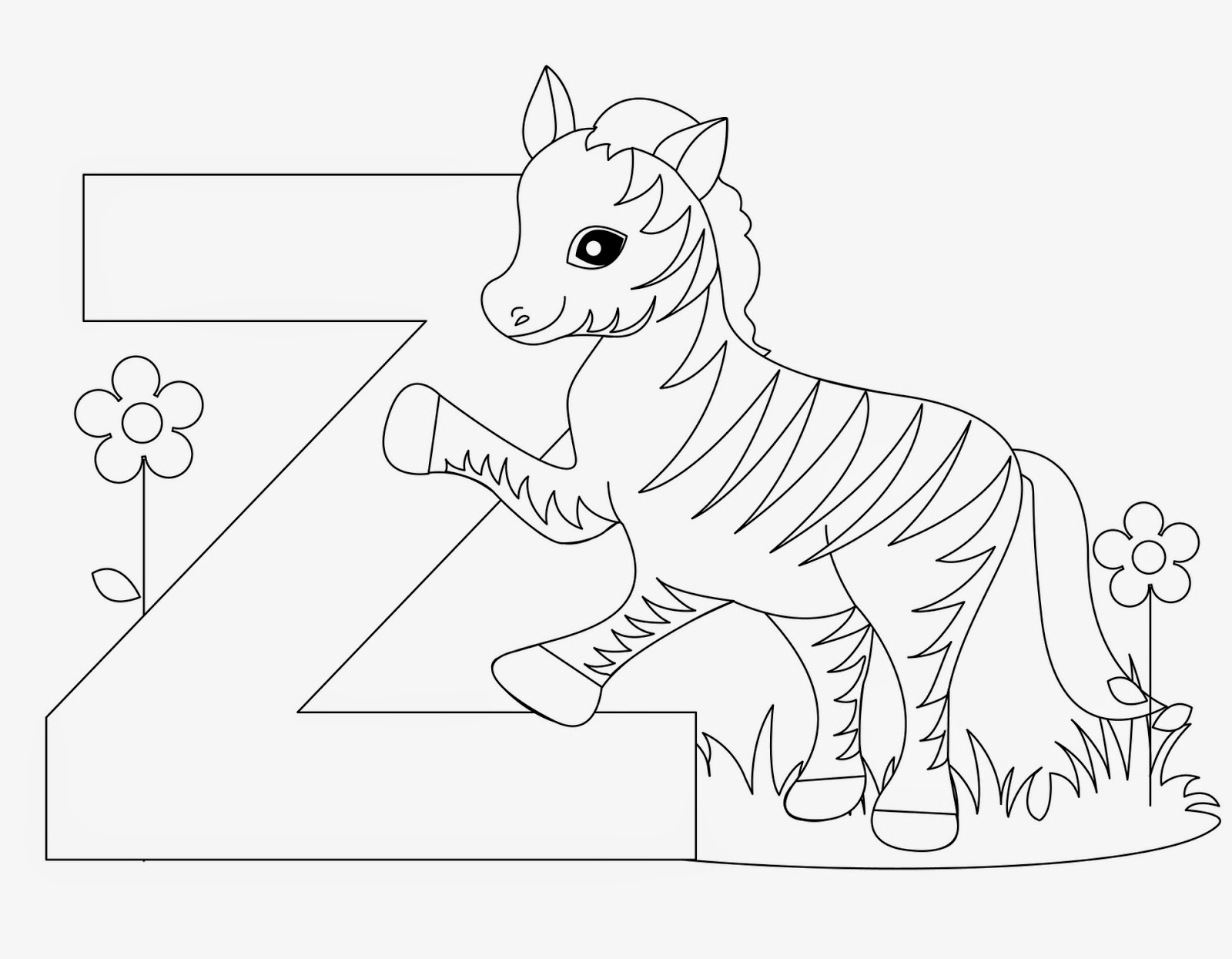 animal alphabet colouring pages fun learn free worksheets for kid ภาพระบายส abc a z colouring pages animal alphabet
