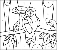 animal coloring pages online games color by number toucan games animal pages online coloring