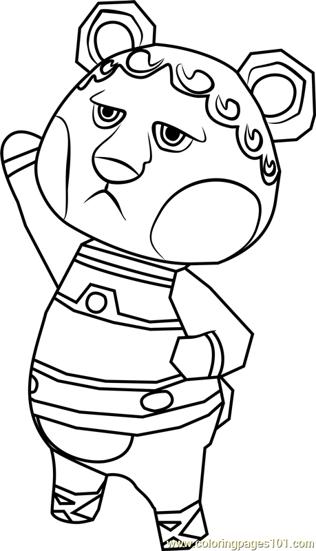 animal coloring pages online games klaus animal crossing coloring page free animal crossing games pages coloring online animal