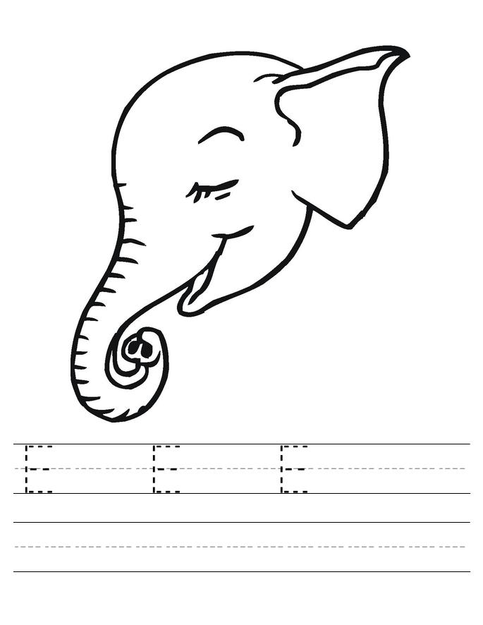 animal head coloring pages animal elephant head printable coloring sheet head animal coloring pages