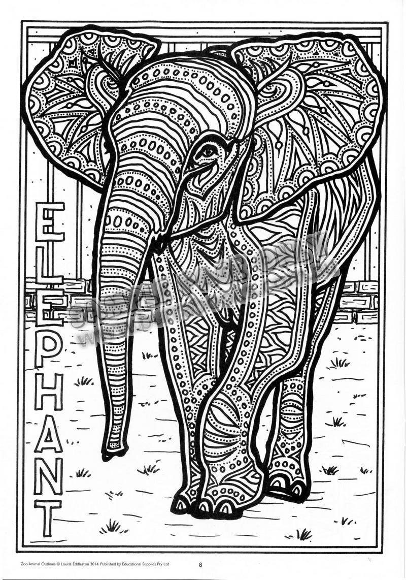 animal pattern colourings 662 best images about mandala on pinterest mandala animal pattern colourings