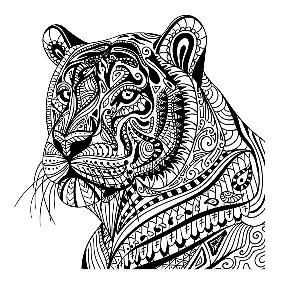 animal pattern colourings bytes zentangles colourings pattern animal