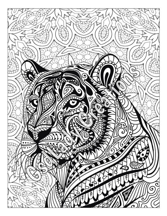 animal pattern colourings detailed animal coloring pages at getcoloringscom free pattern animal colourings