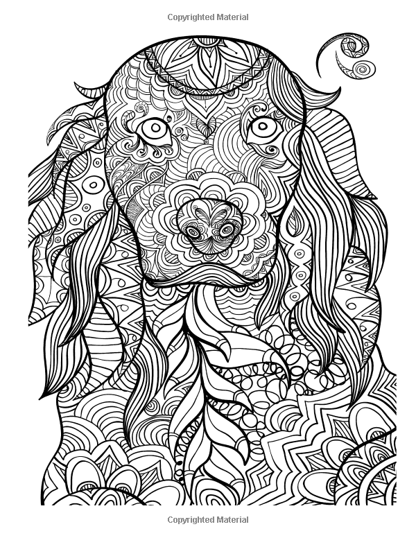 animal pattern colourings hottest new coloring books february 2018 roundup animal pattern colourings