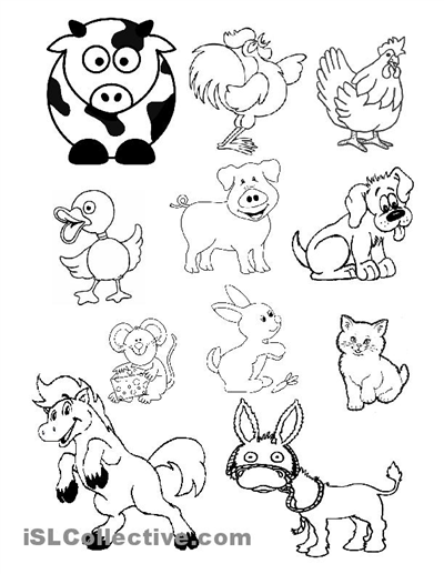 animal printables for kindergarten 13 best images of animals kindergarten worksheet for kindergarten animal printables