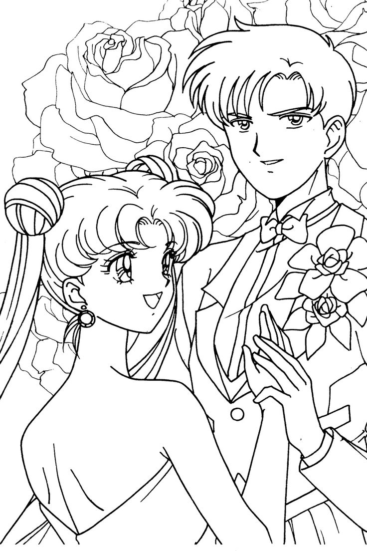 anime color page wedding coloring pages best coloring pages for kids anime page color