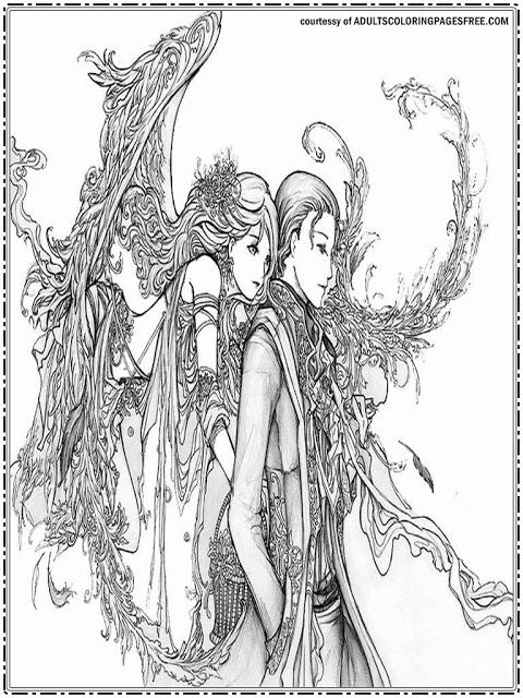anime couple coloring pages to print anime neko coloring pages at getcoloringscom free pages couple anime coloring print to