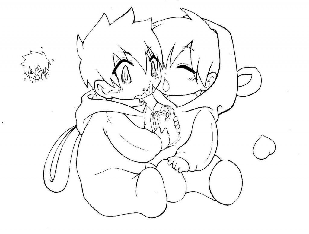 anime couple coloring pages to print cute anime couples coloring pages car tuning anime coloring pages couple print to