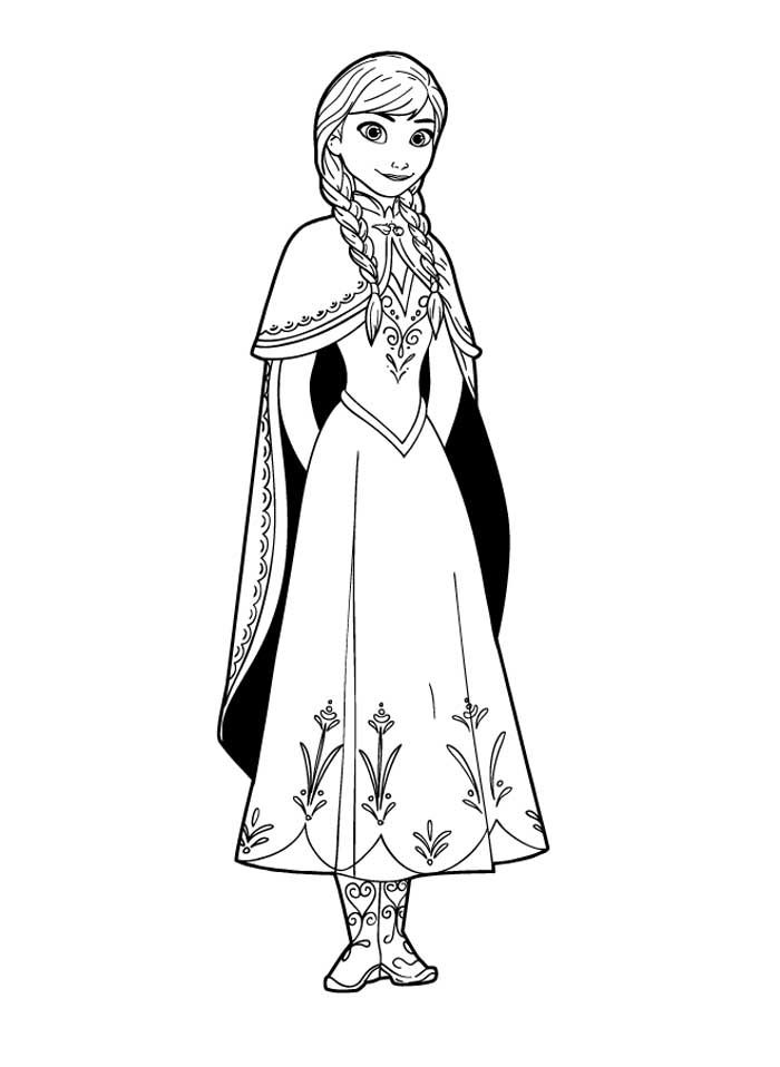 anna and elsa frozen coloring pages 1000 images about fargelegging on pinterest frozen coloring anna elsa pages and