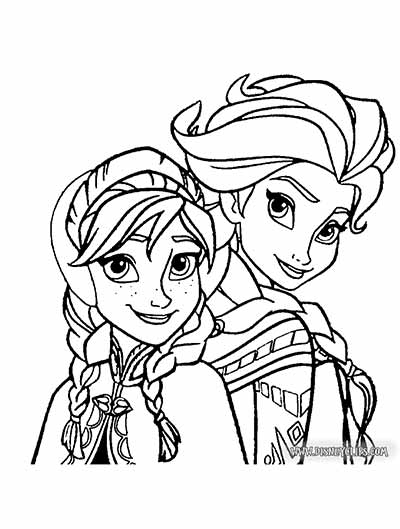 anna and elsa frozen coloring pages anna elsa hugging coloring page wecoloringpagecom frozen pages coloring anna elsa and
