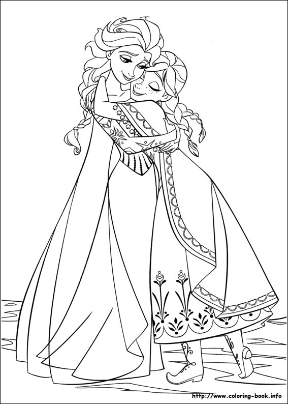 anna and elsa frozen coloring pages disney39s frozen coloring pages disneyclipscom pages anna frozen coloring and elsa