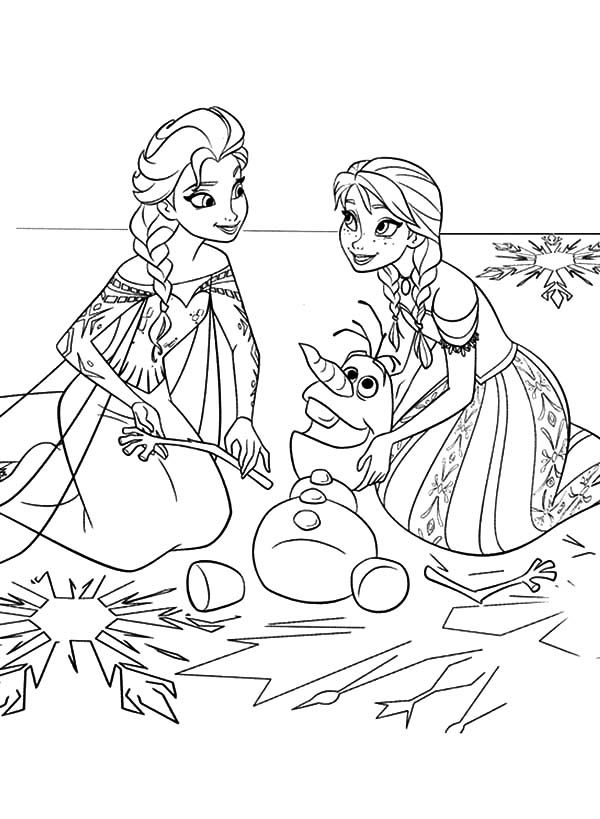 anna and elsa frozen coloring pages pin on coloringpages elsa anna and coloring pages frozen