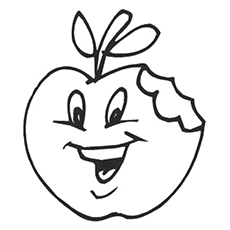 apple colouring images free 14 apple fruit coloring sheet colouring apple images