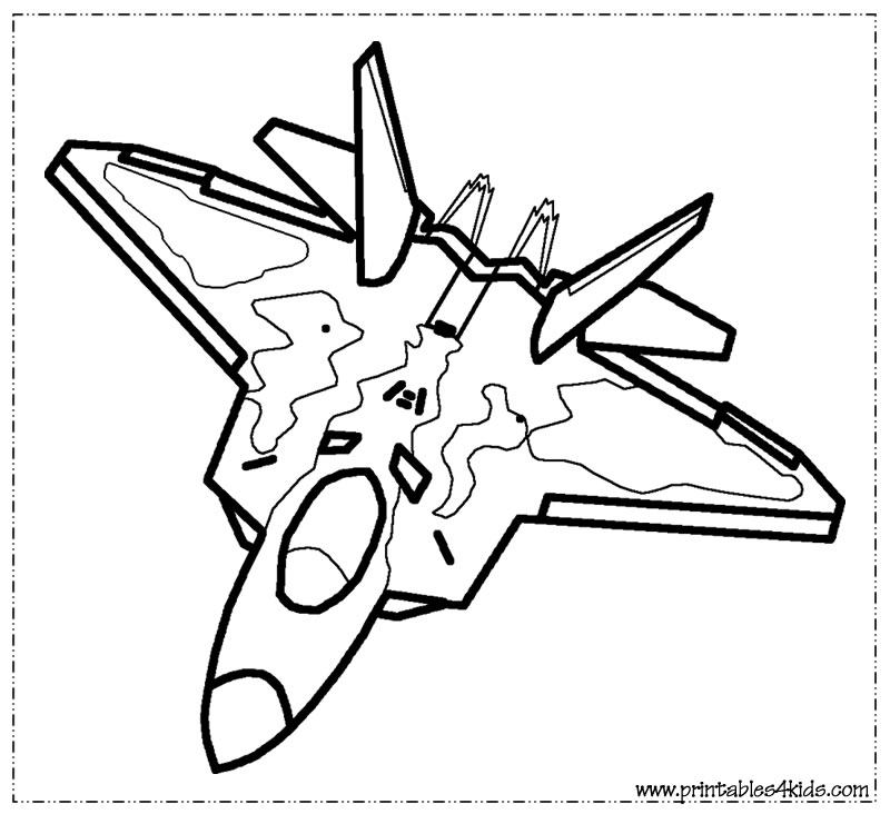 army jet coloring pages military airplane coloring pages clipart panda free jet pages coloring army