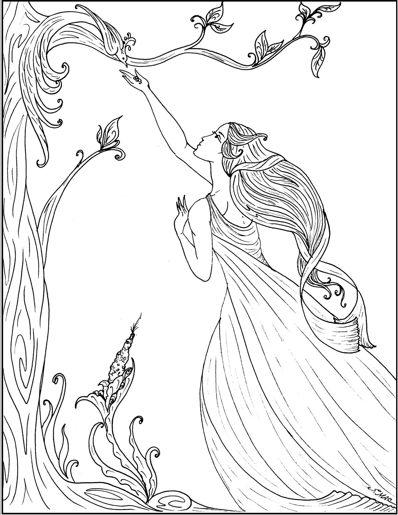 art pictures to color art nouveau coloring pages smac39s place to be art pictures to color