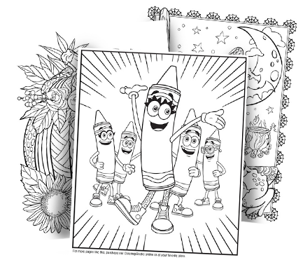 art pictures to color free coloring pages crayolacom art pictures to color