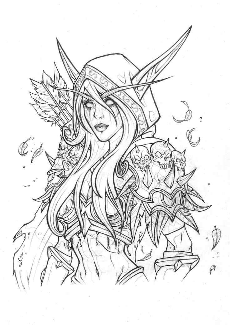 art pictures to color pin by azshanalia on more world of warcraft warcraft pictures art to color