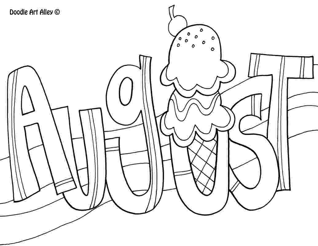 august coloring pages august coloring pages 2018 coloring august pages