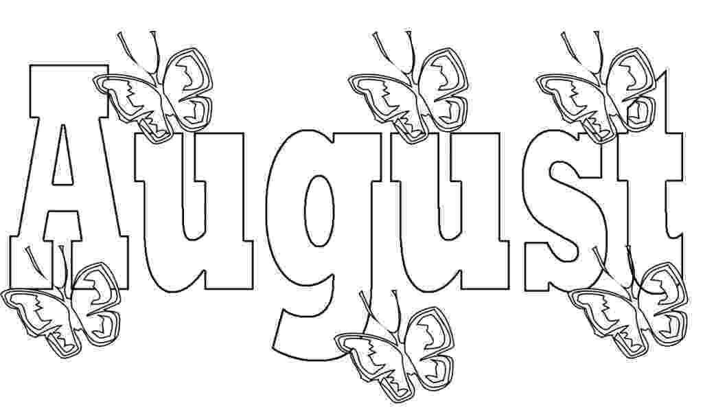 august coloring pages august coloring pages to download and print for free august coloring pages