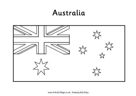 australian flag to colour 12 australia drawing flag australia for free download on colour to australian flag