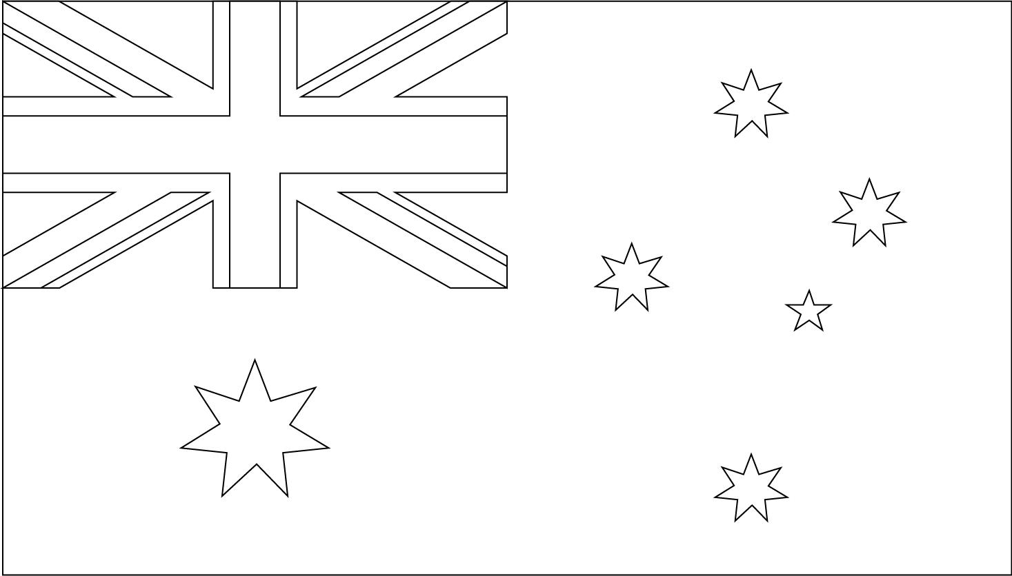 australian flag to colour awesome idea australian flag outline sensational printable flag colour australian to
