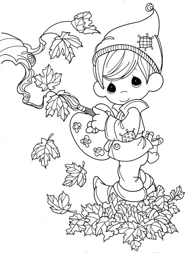 autumn season coloring pages donald and pluto playing in the fall season coloring pages autumn pages season coloring