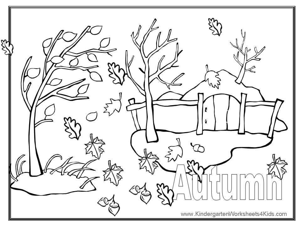 autumn season coloring pages squirrel and autumn coloring pages for kids fall seasons autumn pages coloring season