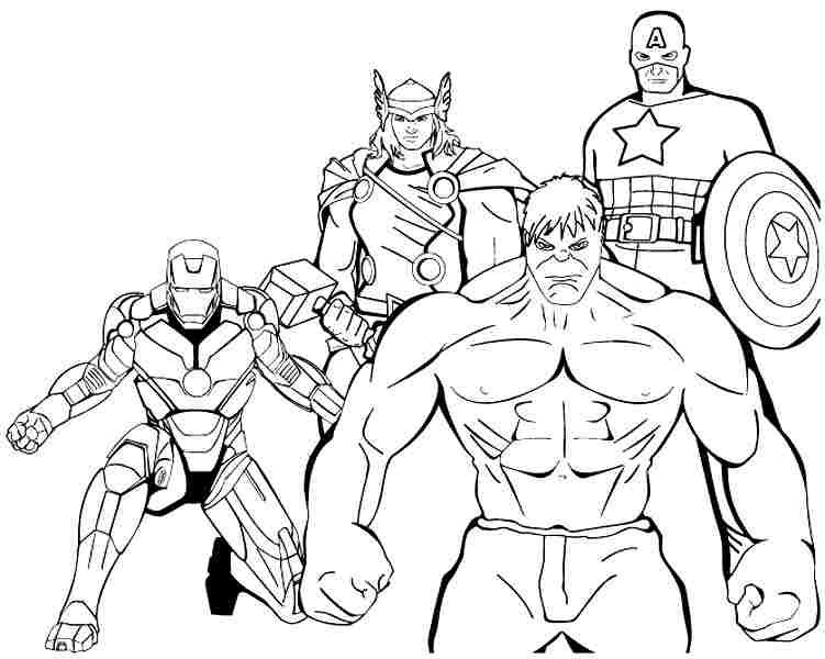avenger coloring page avengers coloring pages 360coloringpages avenger coloring page