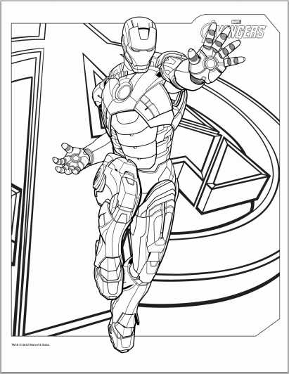 avenger coloring page avengers coloring pages print and colorcom page avenger coloring