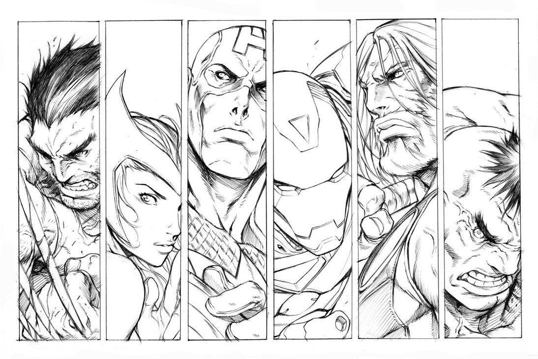 avenger coloring page avengers coloring pages print and colorcom page coloring avenger