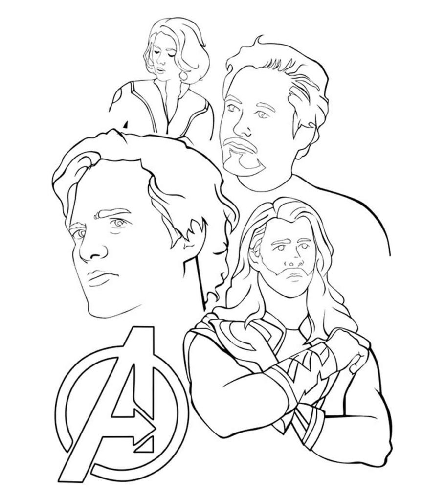 avenger coloring page color up avengers 2012 coloring pages avenger coloring page