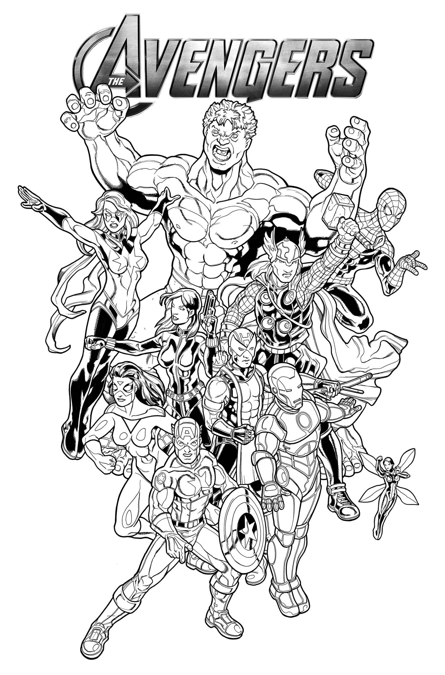 avenger coloring page craftoholic ultimate avengers coloring pages avenger coloring page