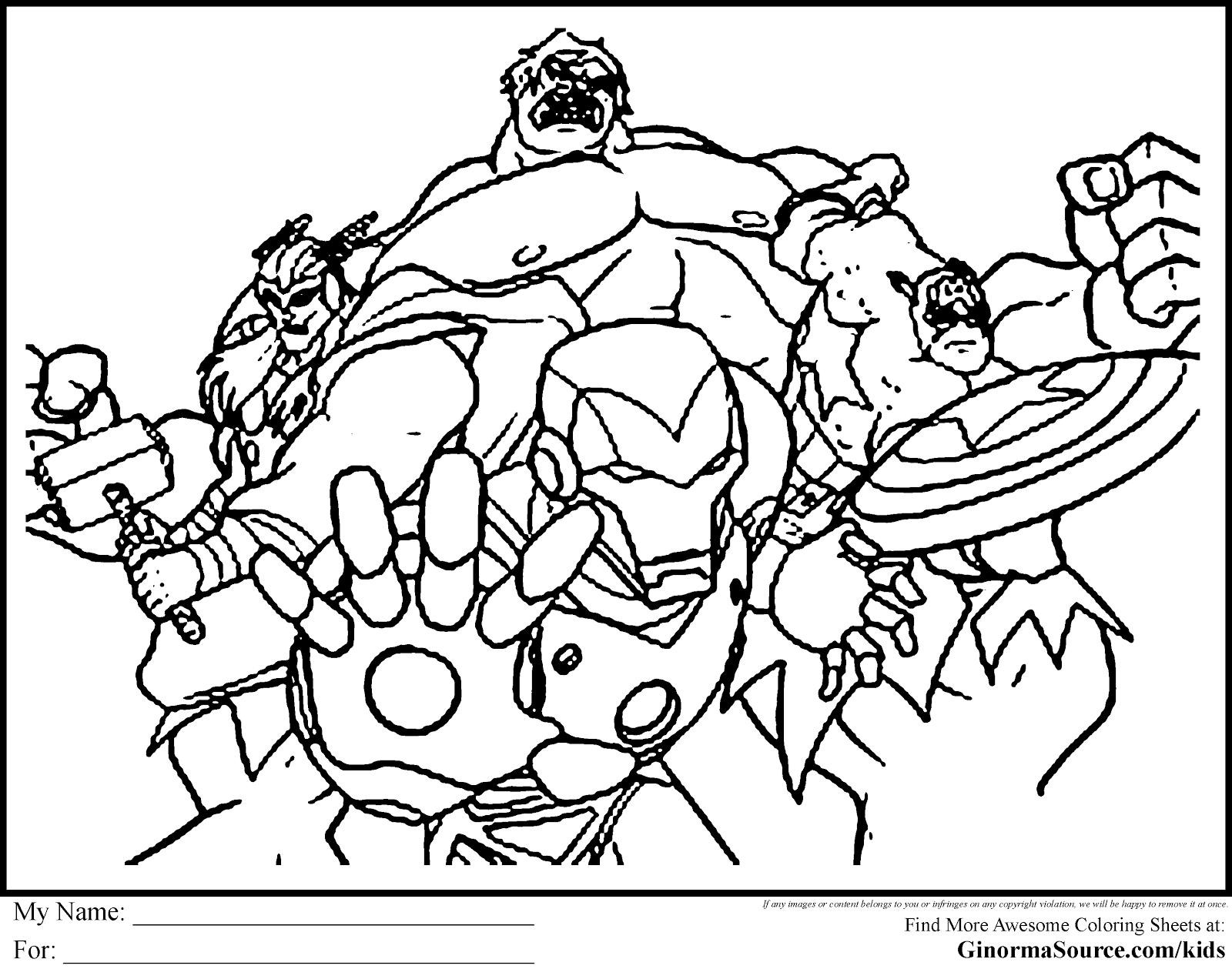 avenger coloring page unique comics animation great avengers coloring pages avenger page coloring