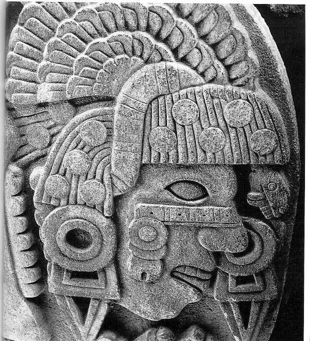 aztec art aztec calendar photograph by science source art aztec