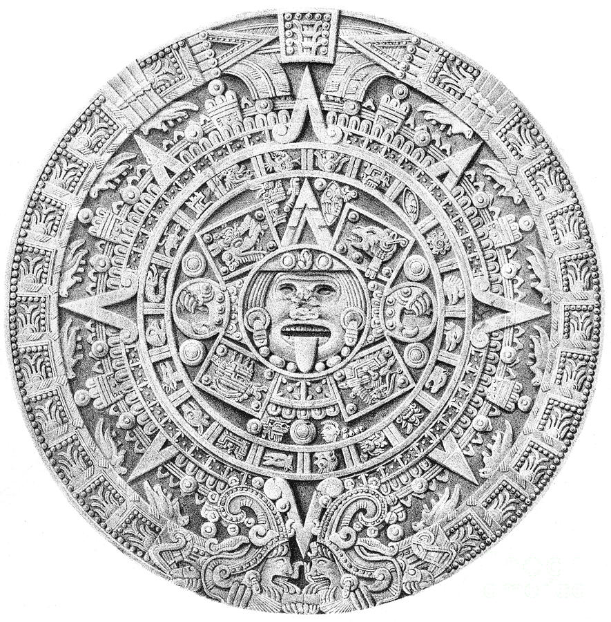 aztec art aztec tattoos designs ideas and meaning tattoos for you aztec art