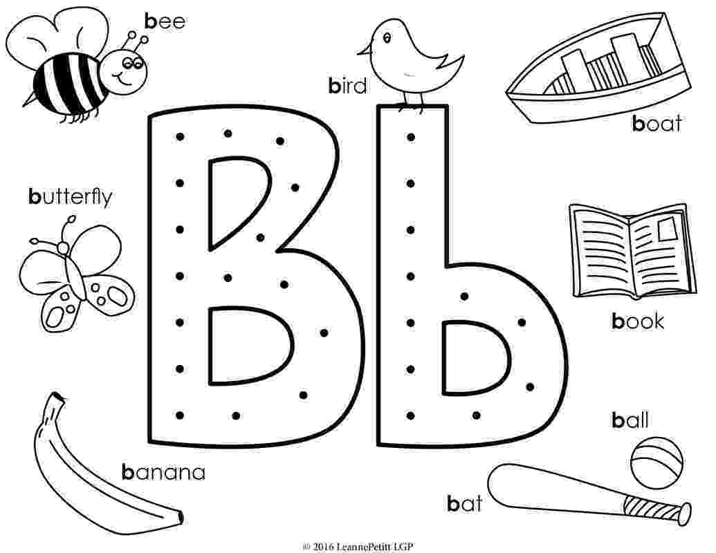 b for ball coloring page 1000 images about letter b pre school crafts on pinterest page for ball b coloring