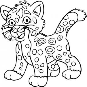 baby jaguar coloring pages cute baby jaguar coloring pages coloring pages pages jaguar baby coloring