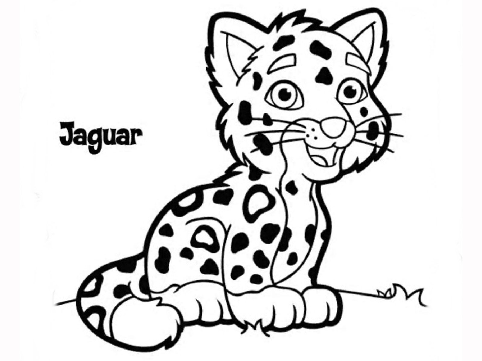 baby jaguar coloring pages diego baby jaguar coloring pages printable free jaguar pages baby coloring