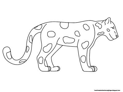 baby jaguar coloring pages jaguar coloring pages free printable kids coloring pages jaguar pages coloring baby