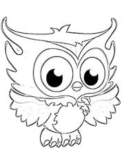 baby owl coloring pages baby owl coloring pages to print getcoloringpagesorg owl coloring baby pages