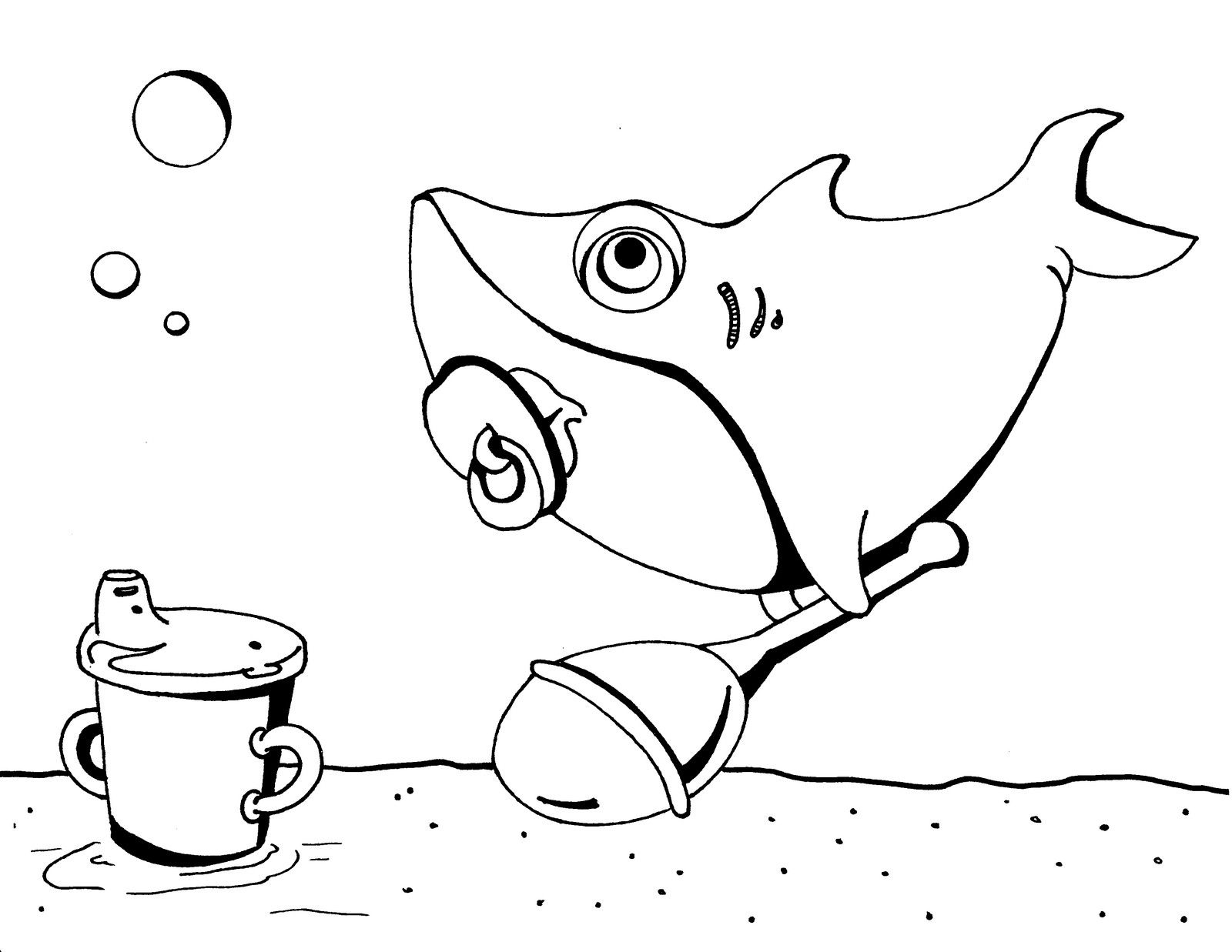 baby shark coloring page baby shark pinkfong coloring pages is the first book to coloring shark page baby