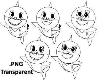 baby shark coloring page fame baby shark baby shark page coloring