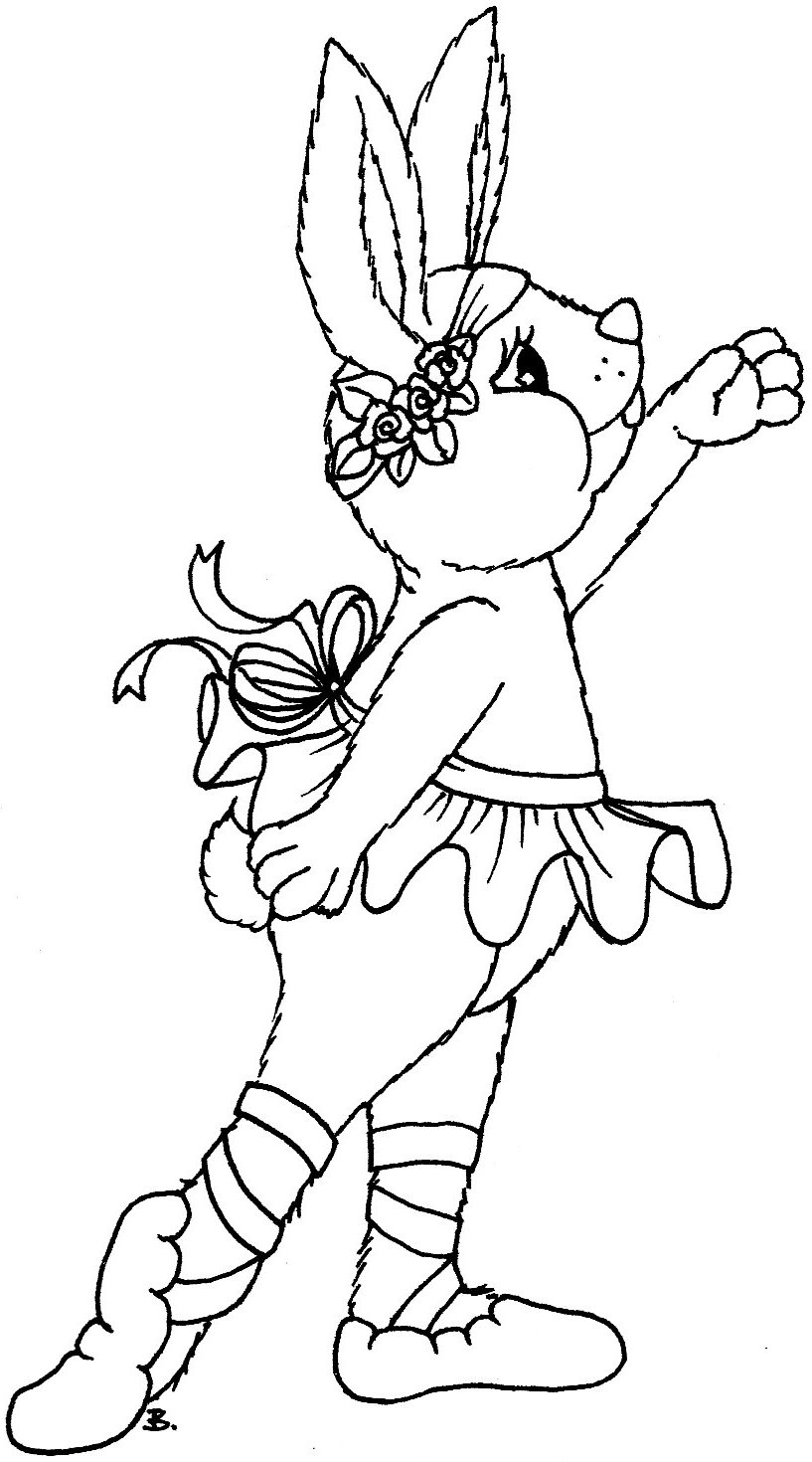 ballerina color printable ballet coloring pages for kids cool2bkids ballerina color